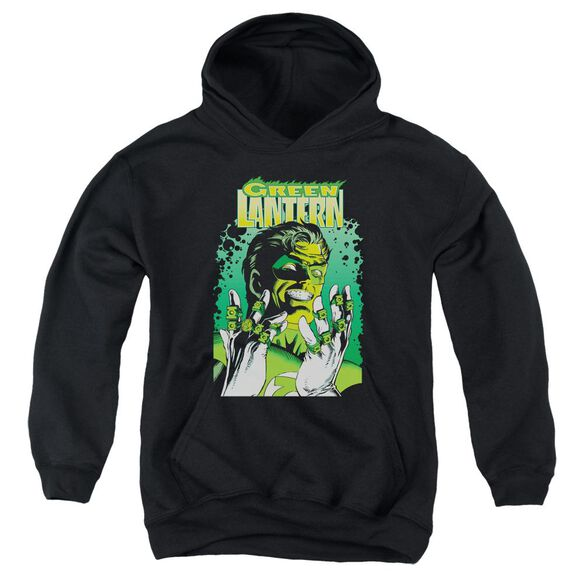 Jla Gl #49 Cover Youth Pull Over Hoodie