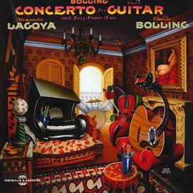 Lagoya, Alexandre/Bolling, Claude - Bolling: Concerto for Classical Guitar & Jazz Piano