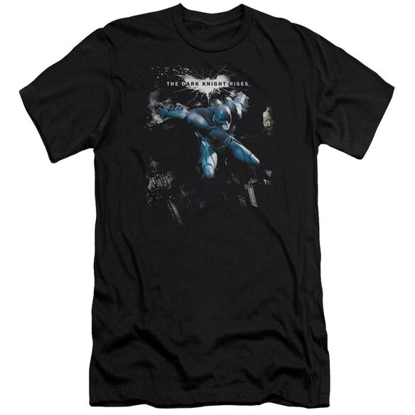 Dark Knight Rises What Gotham Needs Short Sleeve Adult T-Shirt