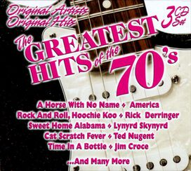 Various Artists - Greatest Hits of the 70s [Box Set #2]