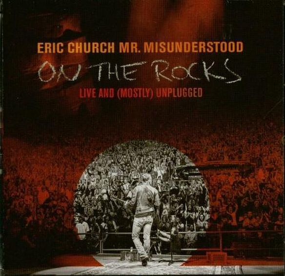 Mr Misunderstood On The Rocks: Live & Mostly