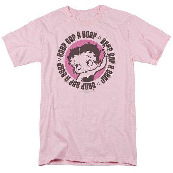 Betty Boop Oop A Doop Short Sleeve Adult T-Shirt