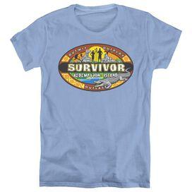 SURVIVOR REDEMPTION ISLAND - S/S WOMENS TEE - T-Shirt
