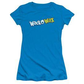 Dubble Bubble Logo Short Sleeve Junior Sheer T-Shirt