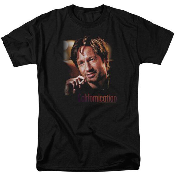 Californication Smoker Short Sleeve Adult T-Shirt