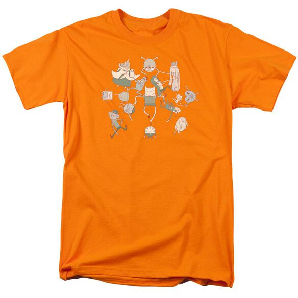 Adventure Time Glob Ball Short Sleeve Adult T-Shirt