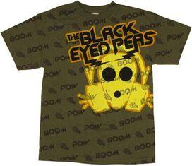 Black Eyed Peas Boom Boom Pow T-Shirt