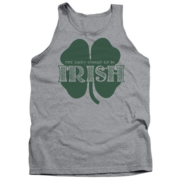 Lucky To Be Irish Adult Tank Athletic