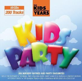 Various Artists - Kids Years: Kids Party