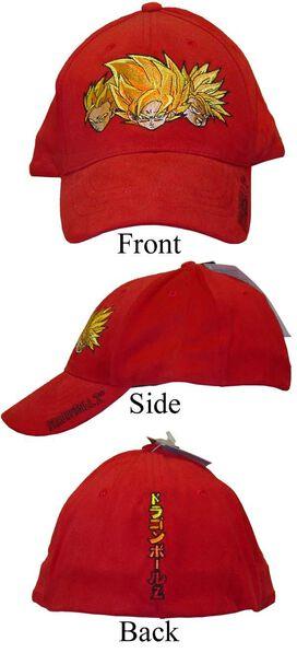 Dragon Ball Z Saiyans Hat