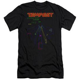 Atari Tempest Screen Short Sleeve Adult T-Shirt