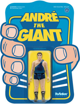 Andre The Giant ReAction Figure - Sling