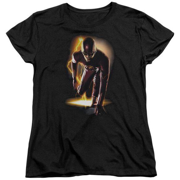 The Flash Ready Short Sleeve Womens Tee T-Shirt