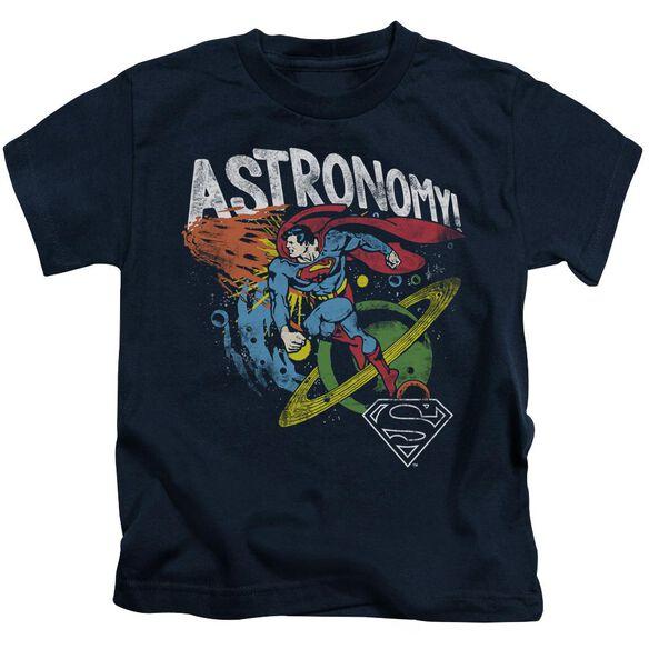 Dc Astronomy Short Sleeve Juvenile T-Shirt