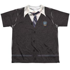 Harry Potter Ravenclaw Uniform Short Sleeve Youth Poly Crew T-Shirt