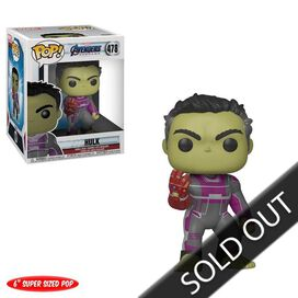 Funko Pop!: Marvel Avengers Endgame - Hulk [w/ Iron Man Gauntlet]