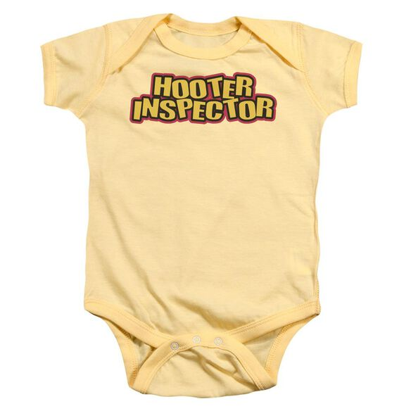 Hooter Inspector Infant Snapsuit Banana Md