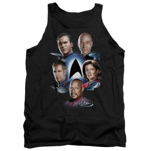 Star Trek Starfleet's Finest Adult Tank