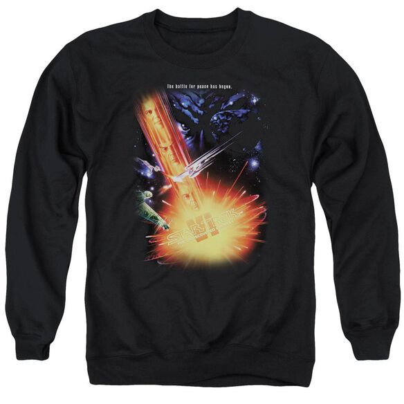 Star Trek Undiscovered Cntry(Movie) Adult Crewneck Sweatshirt