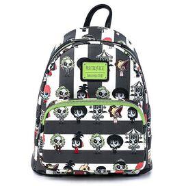 Loungefly Beetlejuice Chibi Characters Mini-Backpack