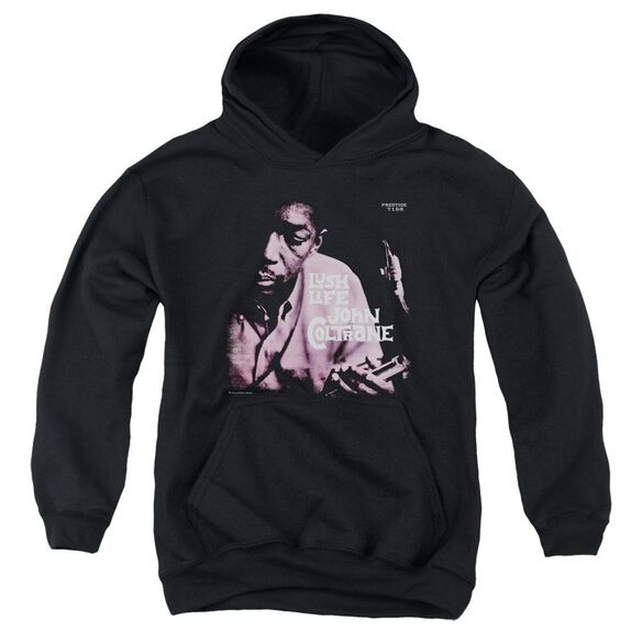 John Coltrane Lush Life Youth Pull Over Hoodie