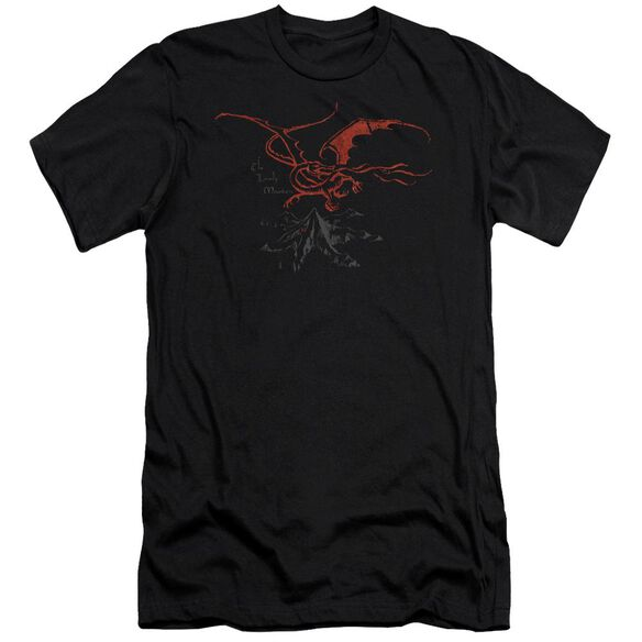 The Hobbit Smaug Short Sleeve Adult T-Shirt
