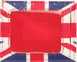 Flag Union Jack ID Card Wallet