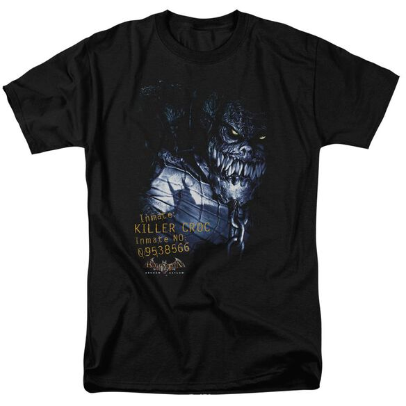 Batman Aa Arkham Killer Croc Short Sleeve Adult T-Shirt