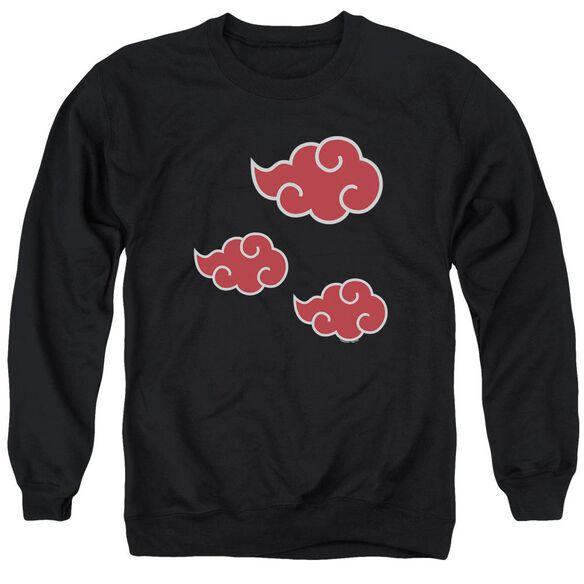 Naruto Shippuden Akatsuki Clouds Adult Crewneck Sweatshirt