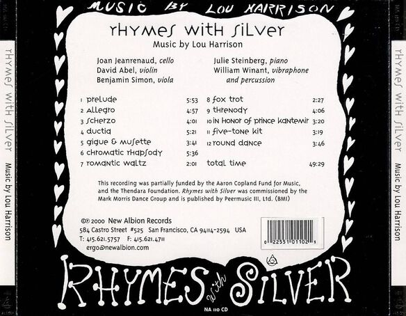 Rhymes With Silverable