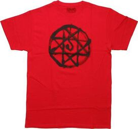 Fullmetal Alchemist Blood Seal T-Shirt