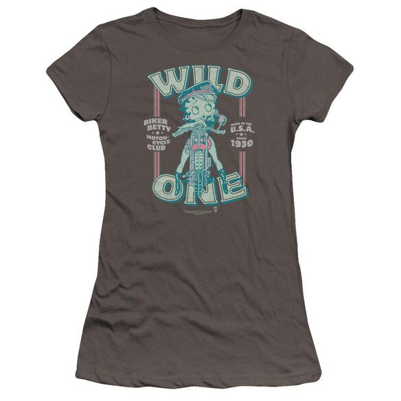 Betty Boop Wild One Premium Bella Junior Sheer Jersey