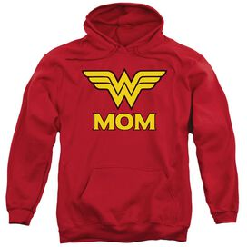 Dco Wonder Mom Adult Pull Over Hoodie