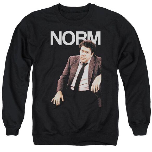 Cheers Norm Adult Crewneck Sweatshirt