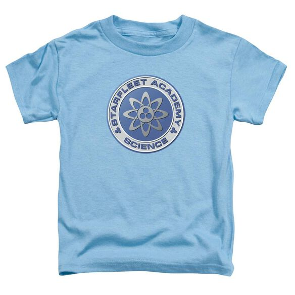Star Trek Science Short Sleeve Toddler Tee Carolina Blue Lg T-Shirt