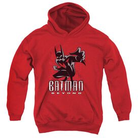 Batman Beyond Engage Youth Pull Over Hoodie
