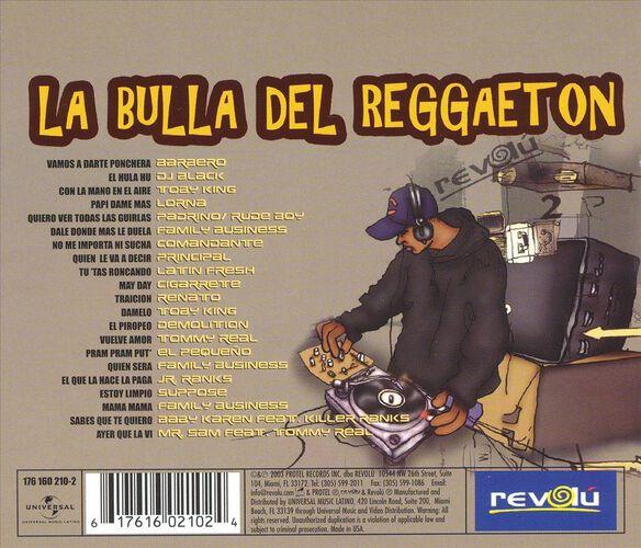 La Bulla Del Reggaeton
