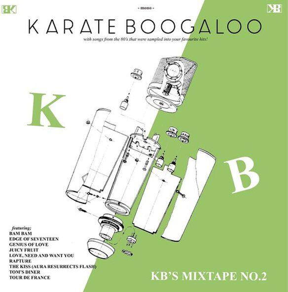 Karate Boogaloo - Kb's Mixtape No. 2