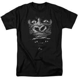 King Kong Up Close Short Sleeve Adult T-Shirt