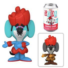 Funko Soda: Klondike Kat Savoir Faire