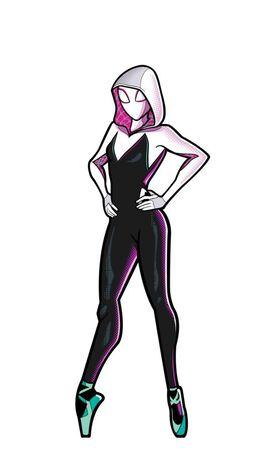 Spider-Verse - Spider-Gwen FiGPiN