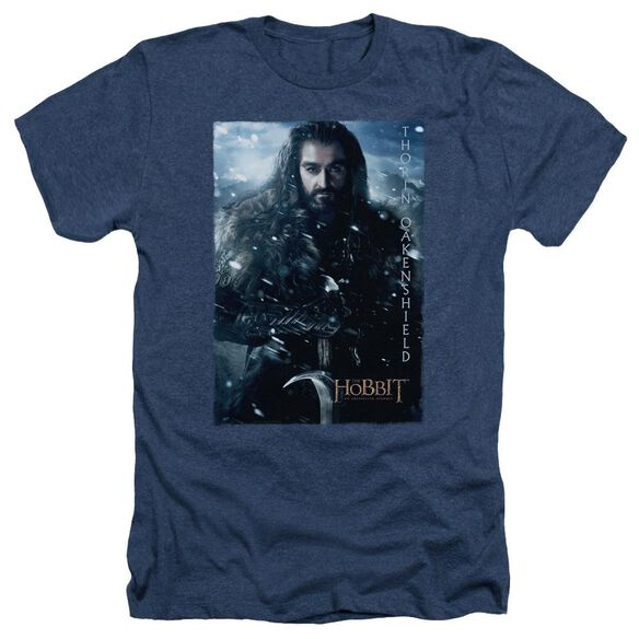 The Hobbit Thorin Poster Adult Heather