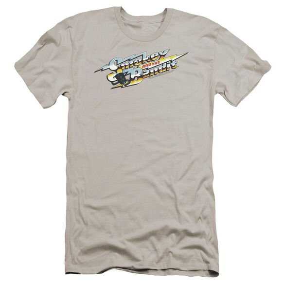 Smokey And The Bandit Logo Premuim Canvas Adult Slim Fit