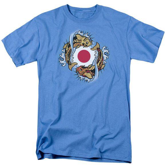 TWO KOI - ADULT 18/1 - CAROLINA BLUE T-Shirt