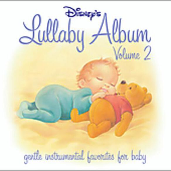 Lullaby Album 2 / Various (Jewl)