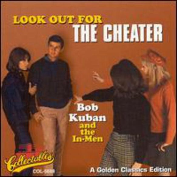 Bob Kuban - Look Out for the Cheater - Golden Classics Edition