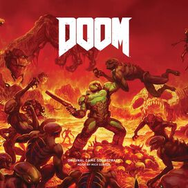 Mick Gordon - Doom (5th Anniversary Standard Edition)