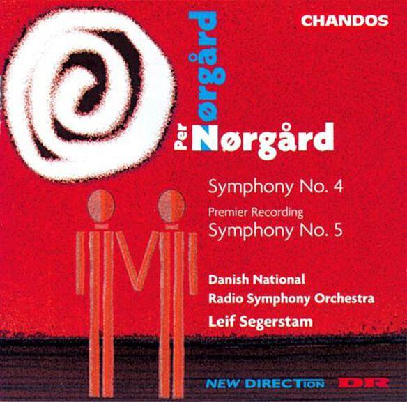 Leif Segerstam - Symphonies 4 & 5
