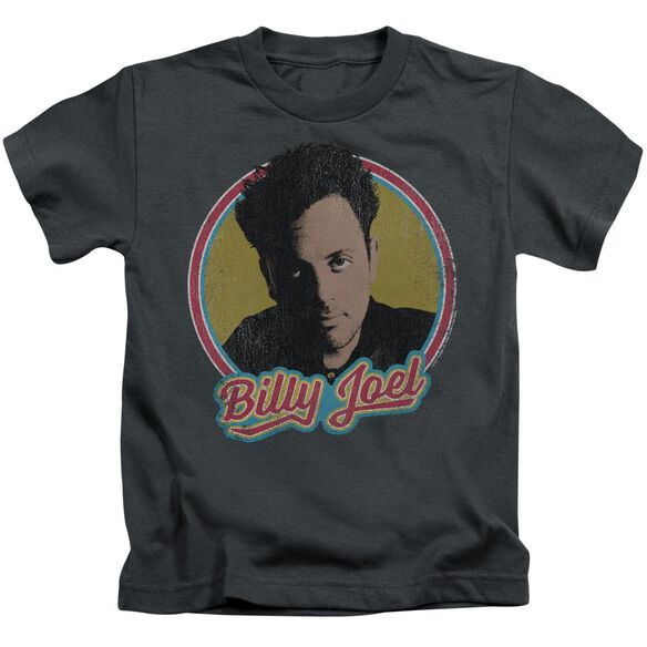 Billy Joel Billy Joel Short Sleeve Juvenile T-Shirt