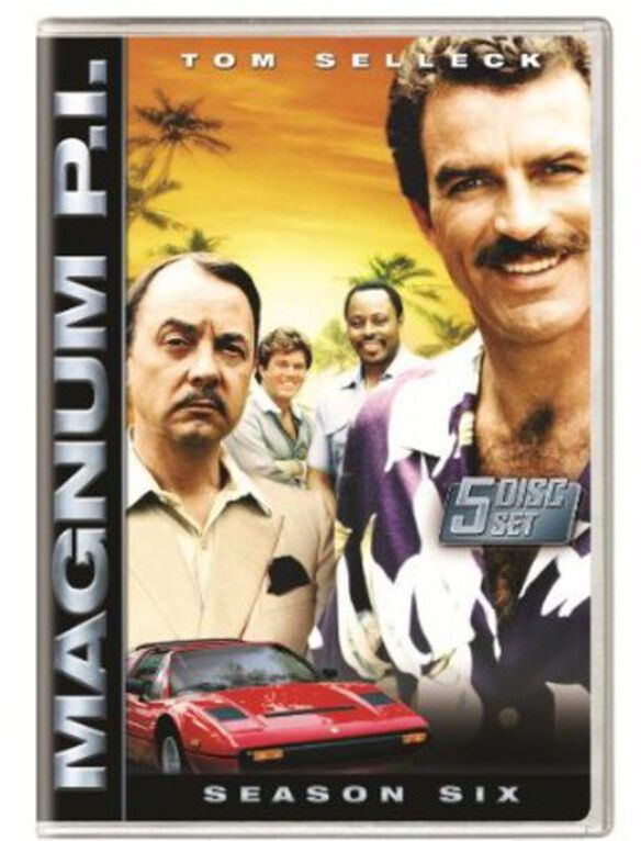 Magnum, P.I.: Season Six